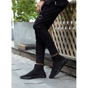 "Mens ""Tyga"" Lightweight Speed Runner Sneakers"